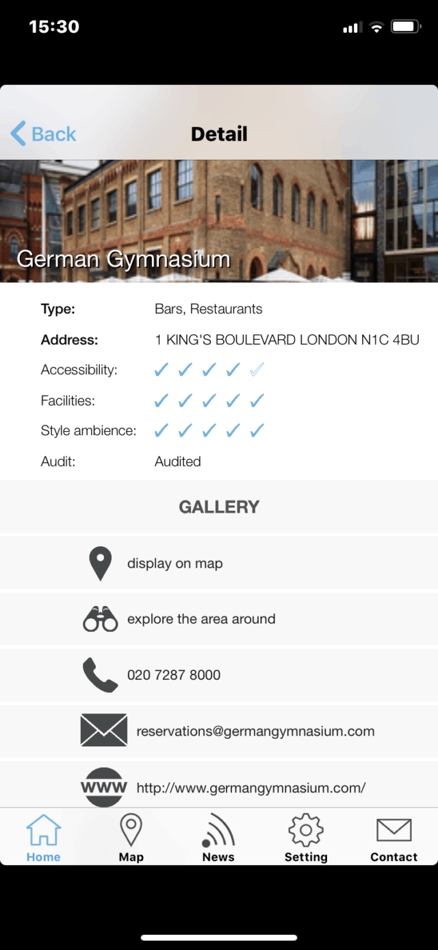 Blue Badge Style App - All You Need to Know For an Stylish, Accessible & Enjoyable Night Out.