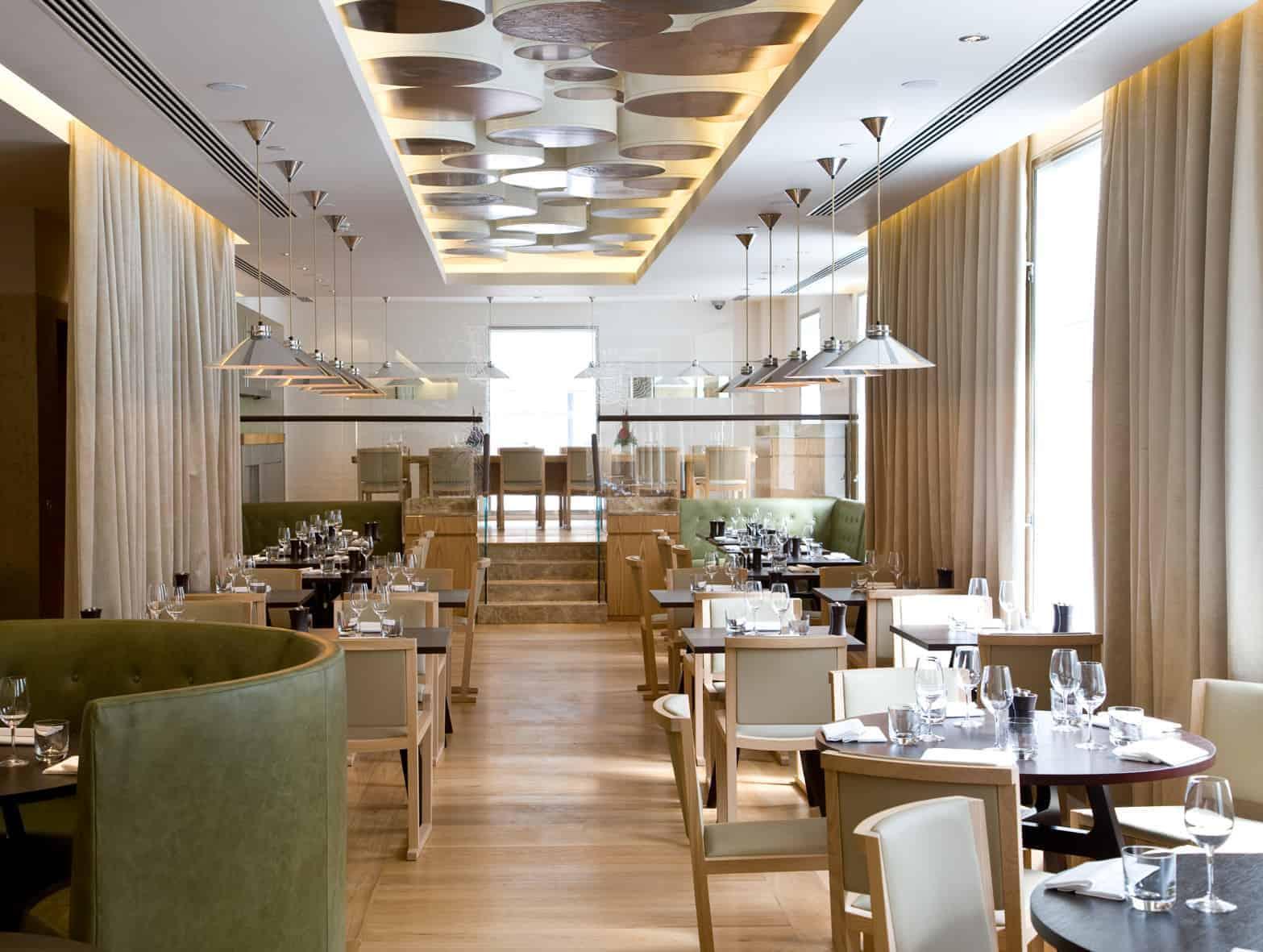 Maze gordon ramsay restaurant with unbelievable food and - Gordon ramsay cuisine cool ...