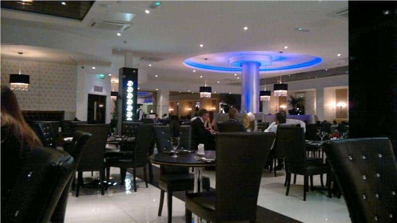 East Z East Indian Restaurant Liverpool Stylish And