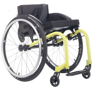 stylish wheelchair