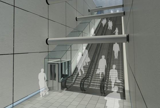 incline lift