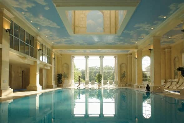 Chewton Glen Accessible Spa & Pool!!