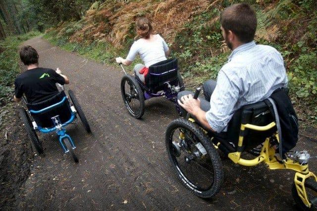 mountain trike