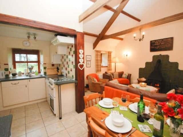 Holiday Cottages website - cottages with 'increased accessibility' but no specifics