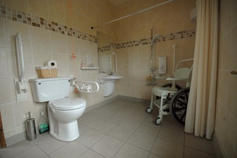 Disability Holiday Guide - good to see photos but perhaps less holistic/stylish accessibility, particularly in bathrooms