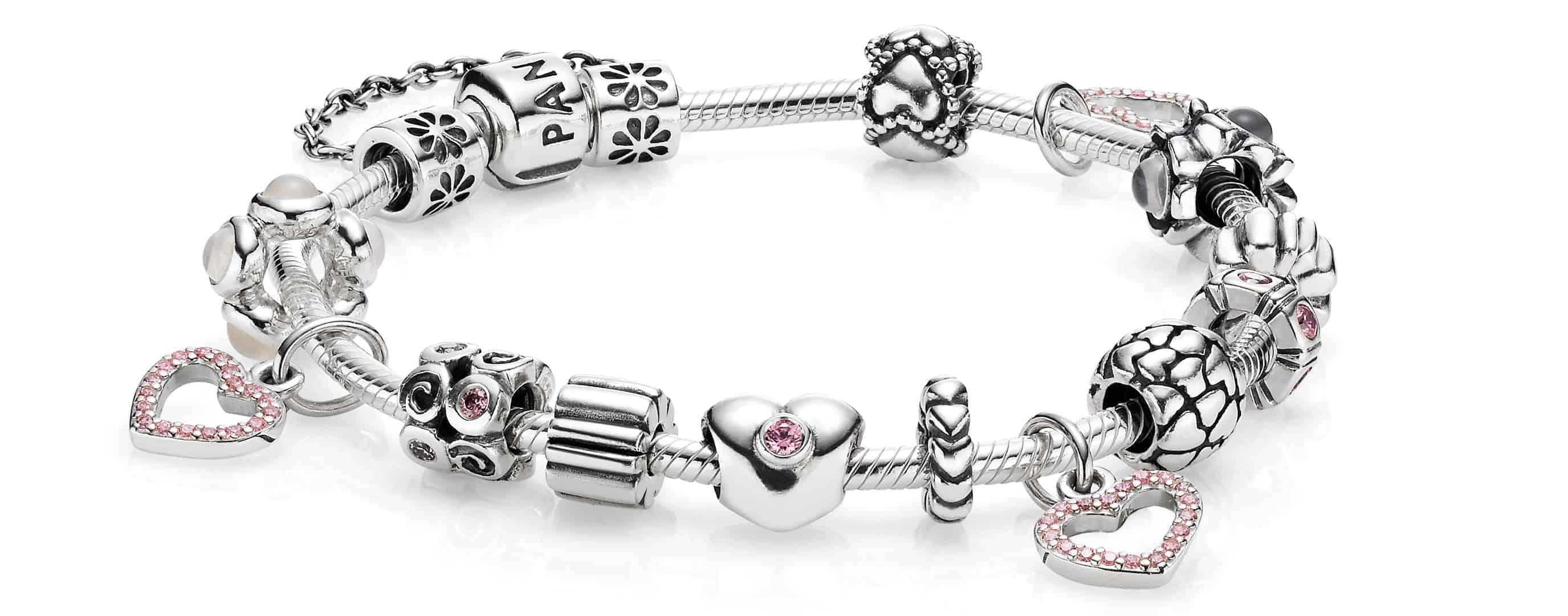 Pandora Bracelet Design Ideas price 36500 using pandora charms Pandora Bangle Charm Bracelet Bracelets Bangles Design Ideas