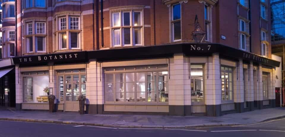 Good Restaurants In Sloane Square