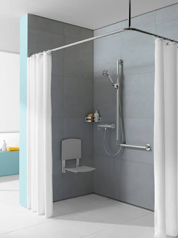 Shower Seats Come In A Surprising Variety Of Shapes, Sizes, Styles ...