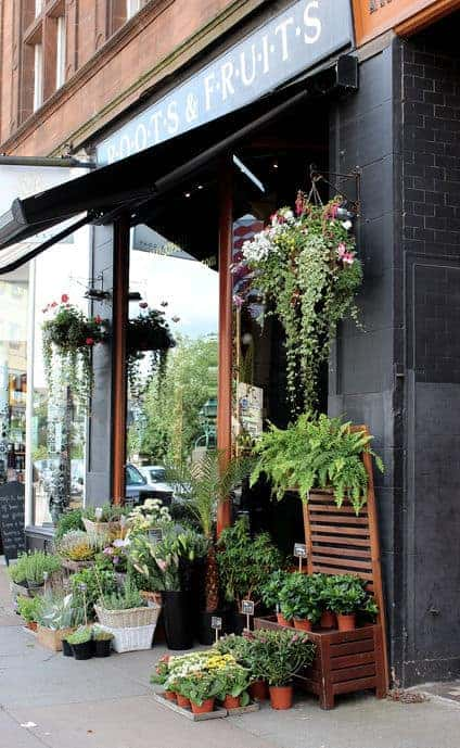Boho Deli and Flower Shop - Roots & Fruits