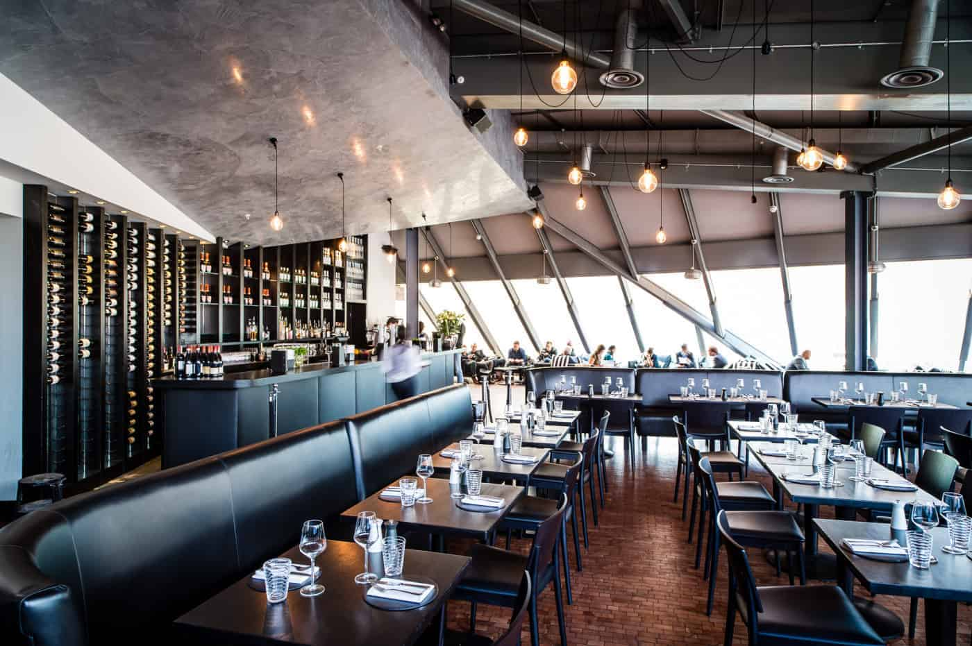 Flat Top Madison Restaurant