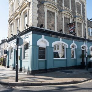 Harwood Arms Gets 2 BBS Ticks