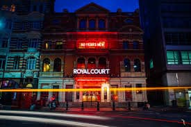 The Accessible Royal Court Theatre