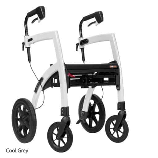 69f74f17b The Stylish Rollz Rollator is Something You Won't be Embarrassed by…