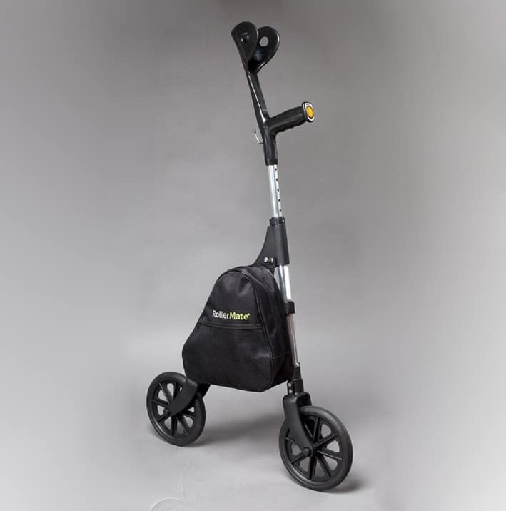The Roller Mate Walker, Discreet But Only For The Slightly 'Less Able'