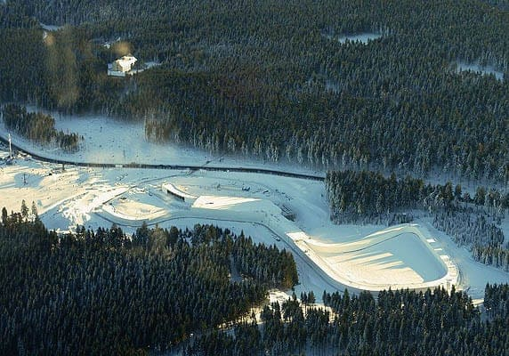 Oberhof Ski-Halle Open All Year For Accessible Winter Sports