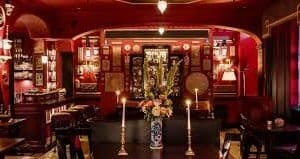 Seymour's Parlour - 'Intimate Drawing Room of our Wicked Uncle Seymour.