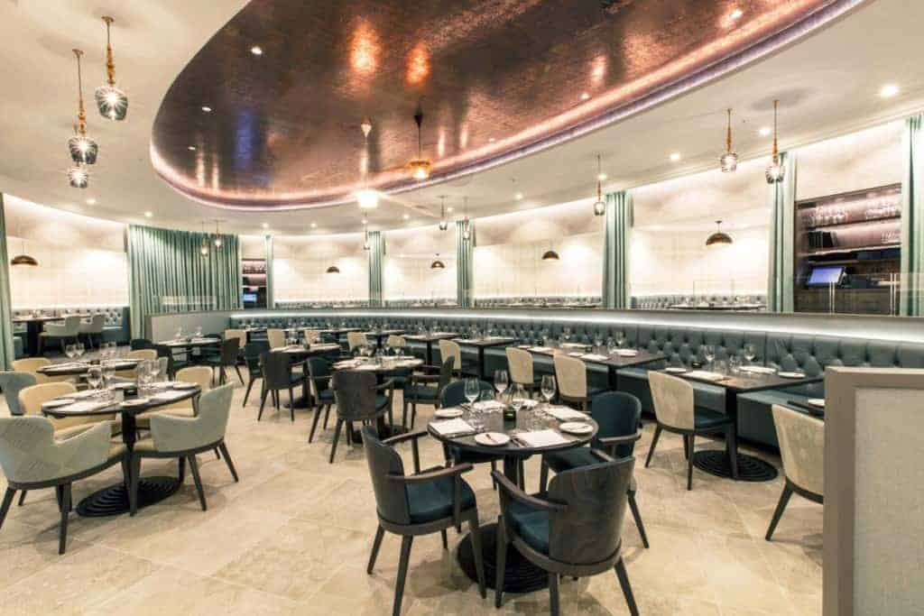 M-Grill Restaurant, Full of Light, Smooth Floors & Space to Manoeuvre
