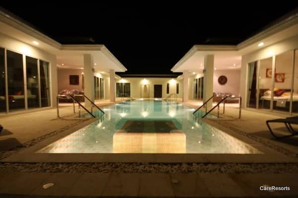 Accessible Pool......