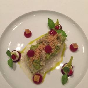 Pike Perch Was My Favourite & Loved The Addition Of Pomegranate