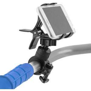 Oliver Bonas Phone Holder - For a Bike But Will Fit a Wheelchair/Scooter - Great Stocking Filler At £12