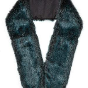 Faux Fur Bargain Stole at £12 From Miss Selfridge - Other Colours Available