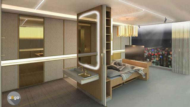 Allgo Design Concept For an Inclusive Hotel Bedroom