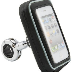 Waterproof Phone Holder For a Bike Equally Fits a Wheelchair
