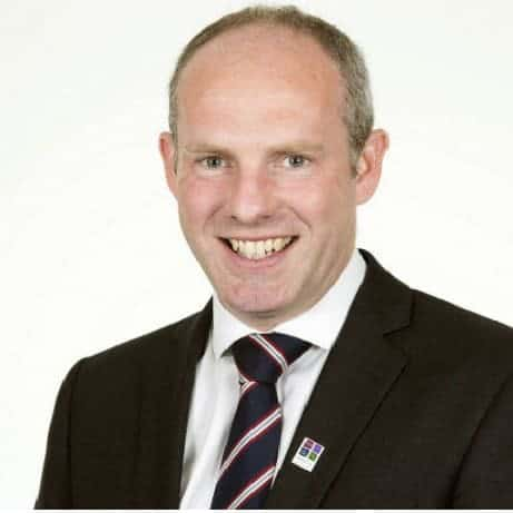 Justin Tomlinson, Minister for Disabled People
