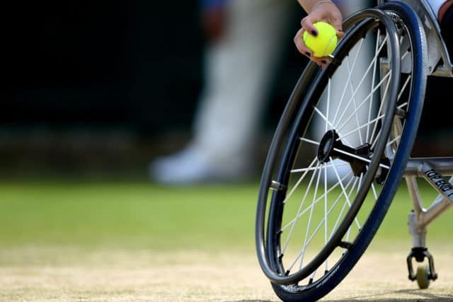 Wheelchair Tennis May Be a Good Bet For Accessibility??