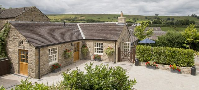 The Dairy From Cottage in The Dales - Accessible Self Catering