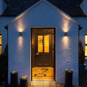 Three Chimneys Restaurant With Rooms is Accessible Throughout With One Accessible Bedroom
