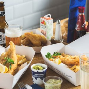 Rick Stein Does a Superior Fish & Chips