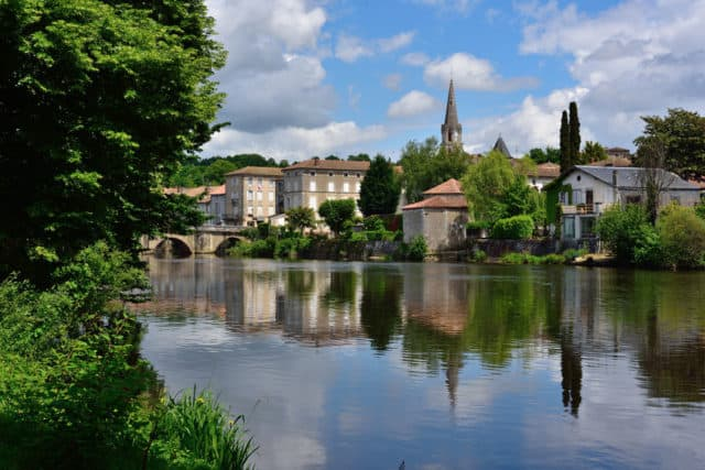 Confolens in Charente, More Touristique & Maybe More Accessible - To Be Investigated?!!