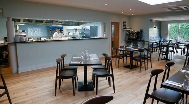 Wine & Brine Looks Bright With Good Space for Wheelchairs. A Welcome Addition to N. Ireland's Food Scene