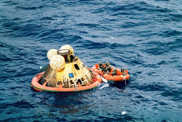 Apollo 11 Touch Down