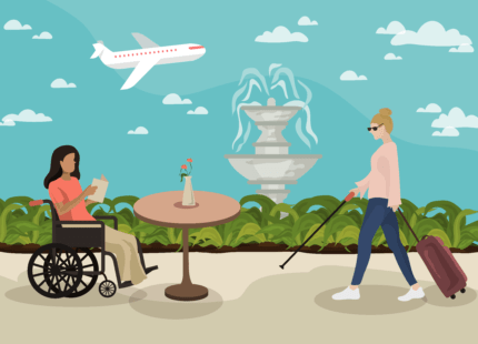 An Accessible Holiday Should Still be a Holiday