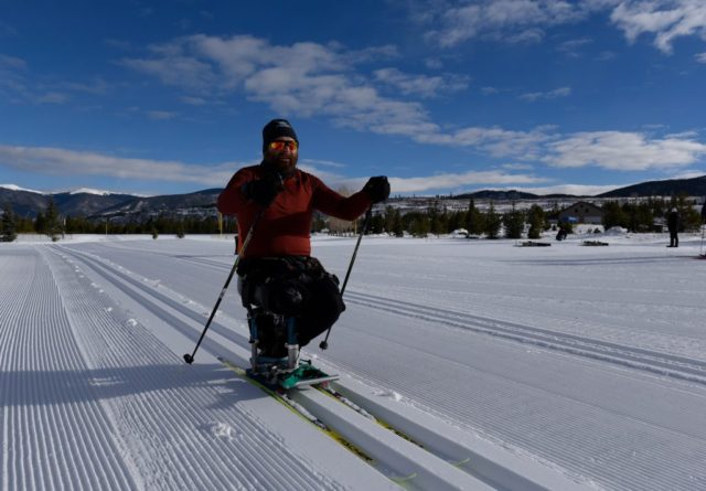 Nordic Disabled Ski-ing USA