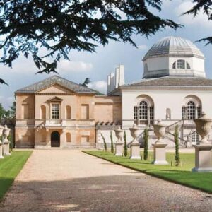 Chiswick House and Gardens Get 3 BBS Ticks for Style & Accessibility