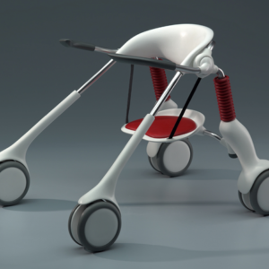The Leap Frog assist for Children With Cerebral Palsy - A Sleek Design Concept That's Gone Nowhere