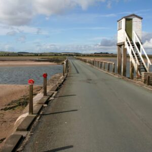 Holy Island Causeway Accessible Walk
