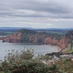 Salcombe Hill - A More Gentle Accessible Walk