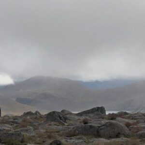 Summit of Cairngorm - Accessible But You Need an All Terrain Wheelchair For The Final Trek