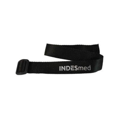 Open cuff crutch, arm belt