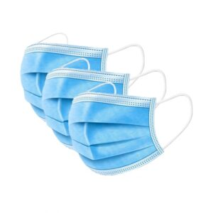 As Was The Disposable 3 Ply Surgical Mask