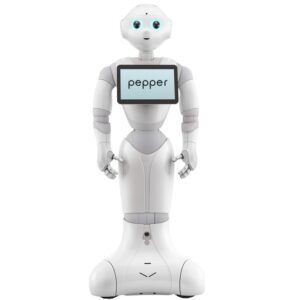 Pepper The Robotic Care Assistant is Being Considered as Extra Help in Care Homes