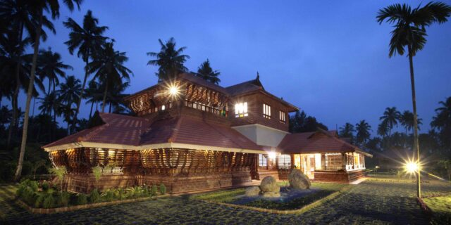 Neelambari Eco Tourism Resort Caters Well for Disabled People & The Local Villagers. 3 BBS Ticks!